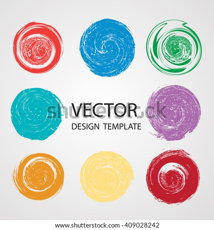 Color Tools.Color Palette.Color Spectrum.Paint Color.Color Vector. - stock vector