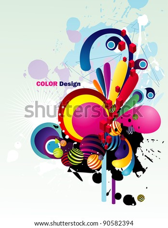color vector illustration