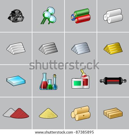 color vector illustration icon resource. - stock vector
