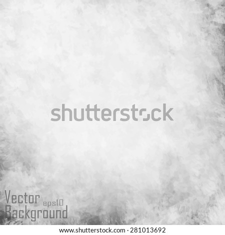 Colored Abstract Background - Vector - stock vector
