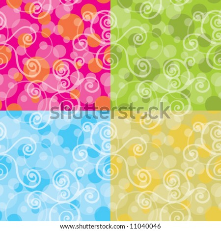 colored seamless background