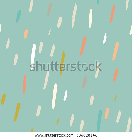 Colorful Abstract Confetti Pattern. Lines Pattern