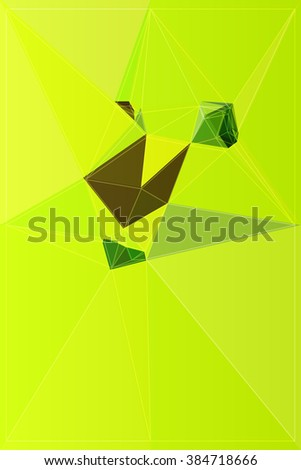 colorful abstract vector art color background shape