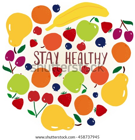 how to eat and stay healthy