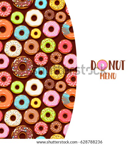 Donut Background Stock Images, Royalty-Free Images ...