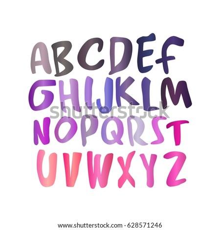 Brite script font Php