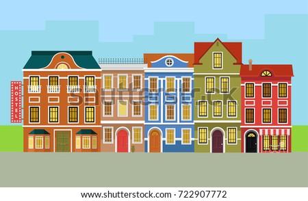 advertising houses