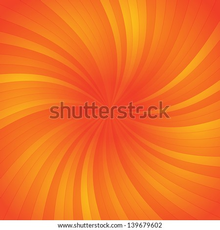 Colorful smooth light lines background. Vector illustration, eps 10. abstract vector background