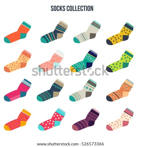 Non-Copyrighted Clip Art Socks
