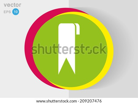Colorful vector icon