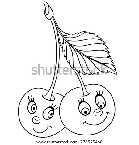 happy apple coloring pages - photo#40