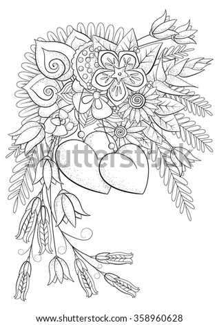 older valentines day coloring pages - photo#9