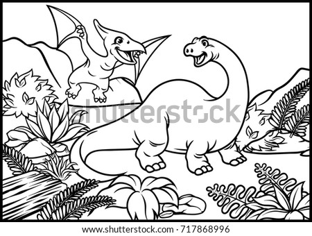 Brontosaurus Stock Images RoyaltyFree