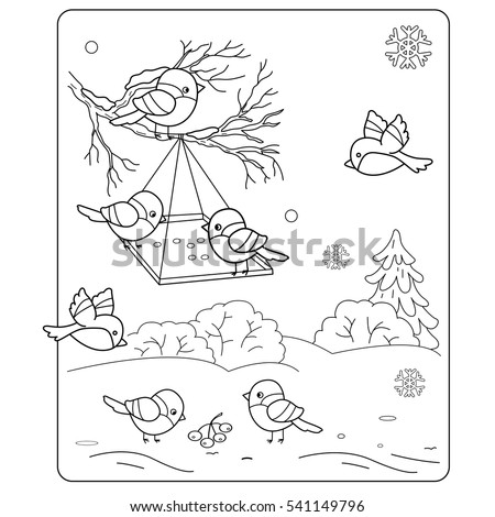 Kids Coloring Pages Stock Images