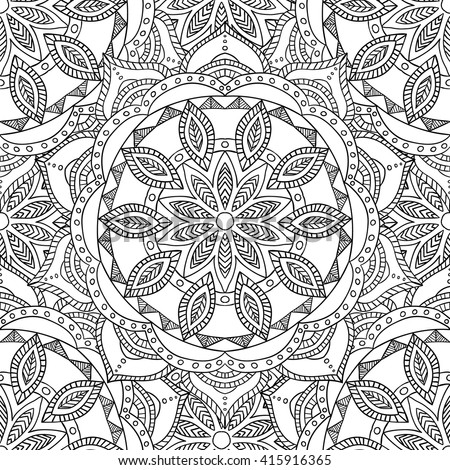 coloring pages for adults coloring bookdecorative hand drawn doodlezentangle nature ornamental - Nature Coloring Pages For Adults