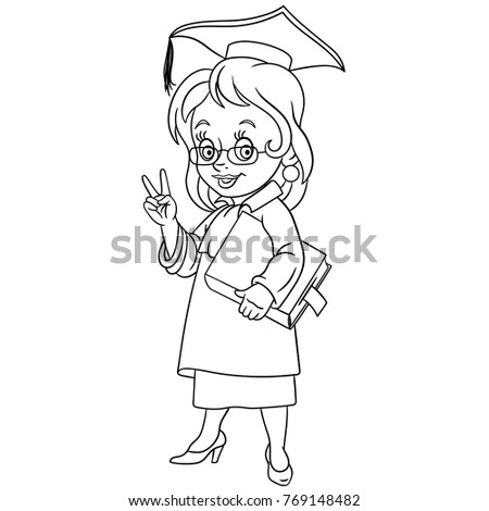 Coloring Pages Kids Design Childrens Colouring Stock Vector HD ...
