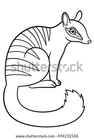 Cute Cartoon Snake Illustration Stock Vector 5677093 Shutterstock