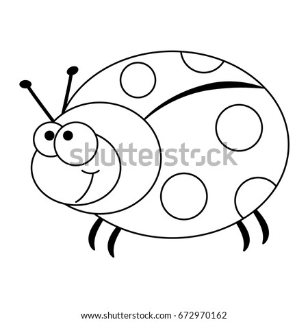 related coloring pagesfree ladybug