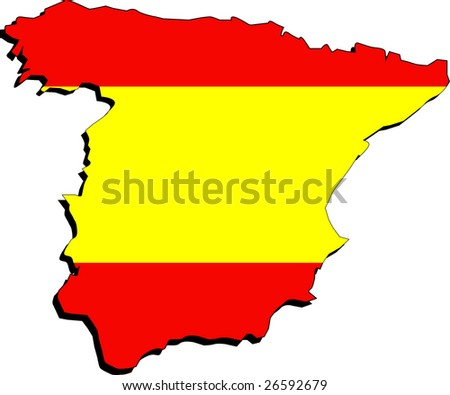 colors of Spain