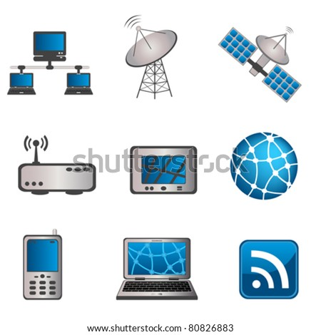 communication satellites and computer networks The best example of a communication device is a computer modem, which is capable of sending and receiving a signal to allow computers to talk to other computers over the telephone other examples of communication devices include a network interface card (nic), wi-fi devices, and an access point.