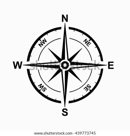 compass vector icon stock photo photo vector illustration rh shutterstock com vector gps compass nautical compass vector