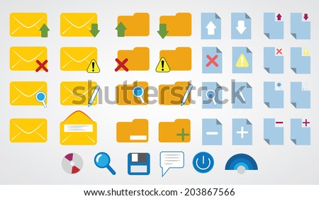 Computer File Icon Computer Icons Folder Files