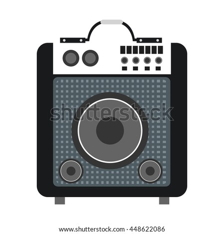 concert speakers icon