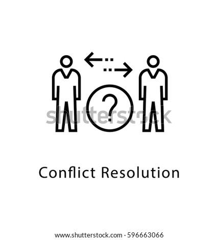 how to solve conflict between coworkers