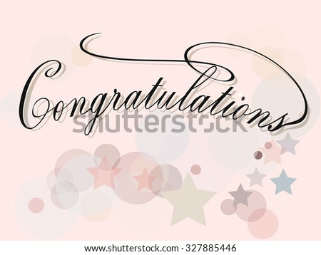 Congratulations banner stock images royalty free images vectors congratulations banner vector eps10 pronofoot35fo Images