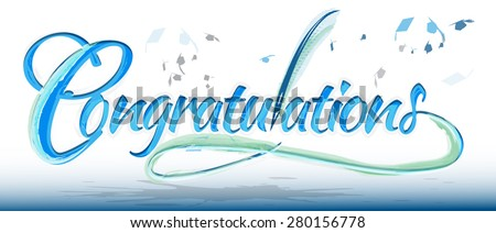 Congratulations sign template hatchurbanskript pronofoot35fo Image collections