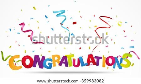 Congratulations Stock Photos, Royalty-Free Images & Vectors ...