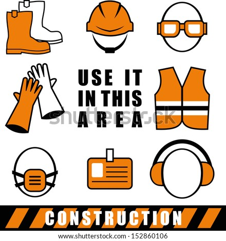 CONSTRUCTION - stock vector