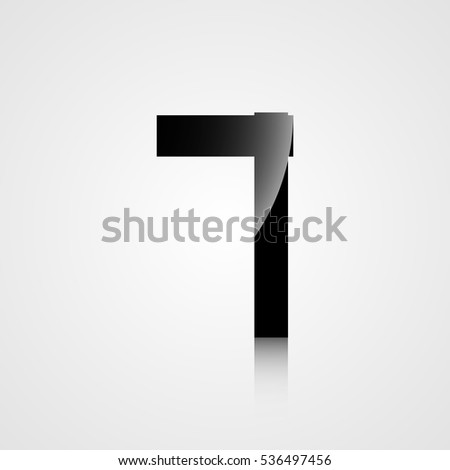 Construction icon silhouette area ruler on grey background
