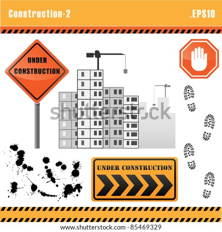 Construction set vector.