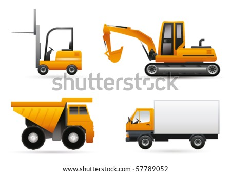 construction tool. Vector - stock vector