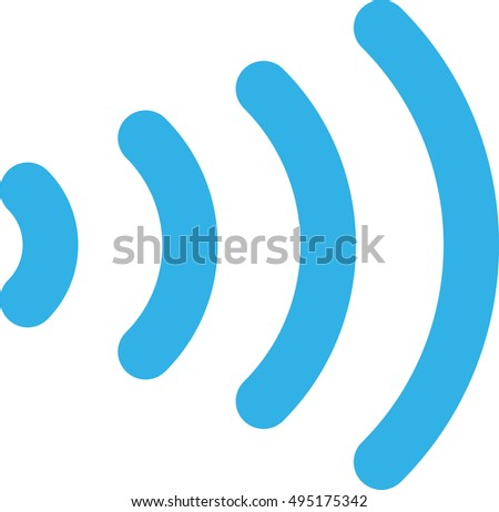 Contactless payment icon - Paywave - Vector Illustration