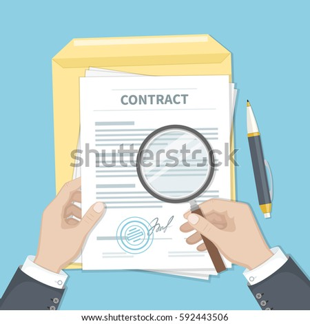 Contract Error Stock Images RoyaltyFree Images  Vectors