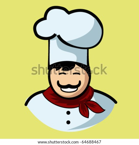 Cooker - stock vector