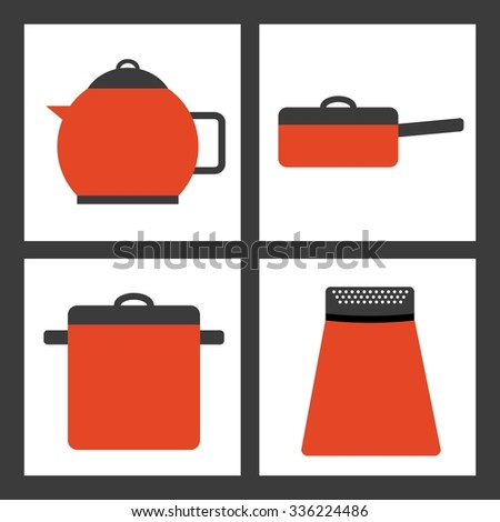 cooking concept design, vector illustration eps10 graphic