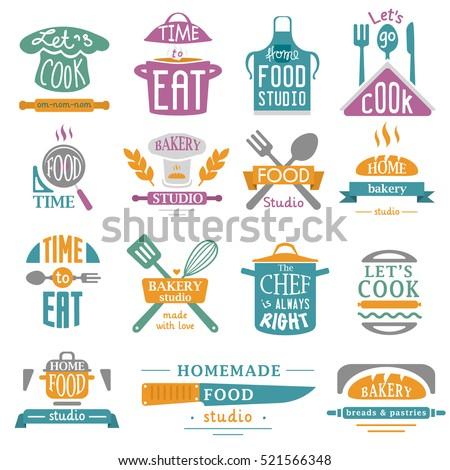 Restaurant Kitchenware cooking pan saucepan pot kitchenware vessel stock vector 521566348