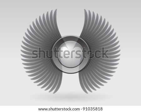 cool abstract design - stock vector