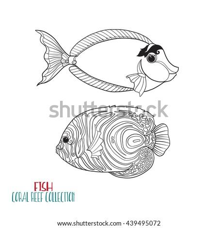 Sea Shell Design Copy Space Seamless