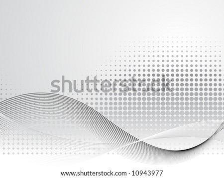 Corporate Business Technology Background - Vector - stock vector
