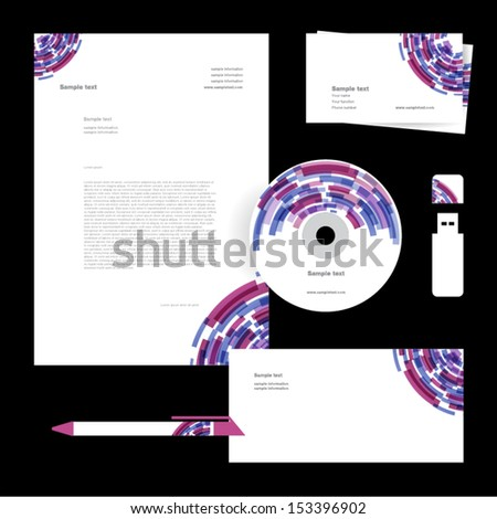 corporate identity template kit set 2 - part 2