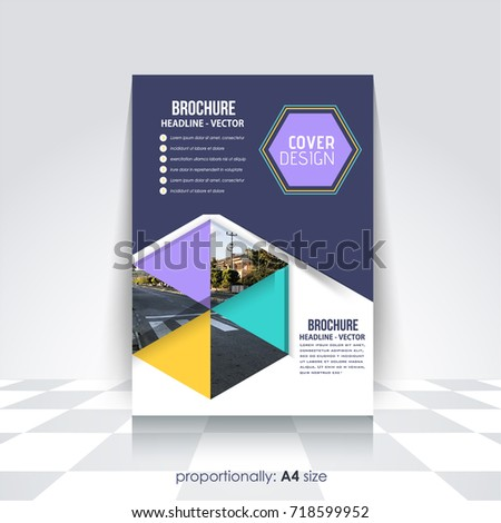 business pamphlet