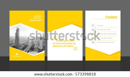 Cover design annual report business catalog stock vector 573398818 cover design for annual report or business catalog magazine flyer booklet and content cheaphphosting Images
