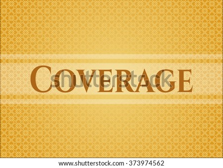 Coverage colorful card, banner or poster with nice design