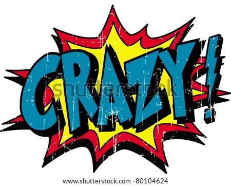 crazy cartoon stock images royaltyfree images amp vectors