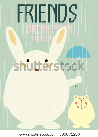 Creative card love friend theme design stock vector hd royalty free creative card with love friend theme design vector design template for greeting gift cards negle Gallery