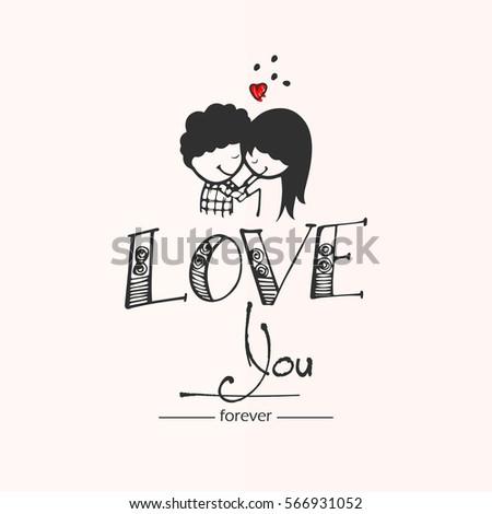 San Valentine Card Vector 355405676 Shutterstock – On Line Valentine Cards
